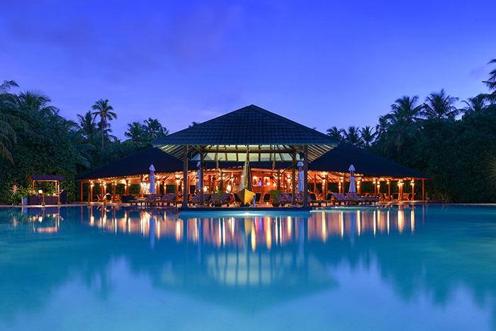 馬爾代夫異國風情海島假期