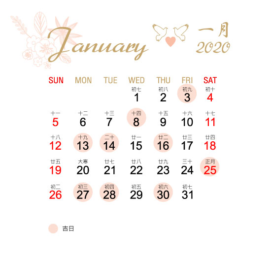 GoodDay Jan 2020